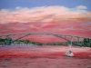 Gladesville Bridge, Soft Pastel 2007