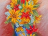 Sunshine in a Vase, Soft Pastel, 2006