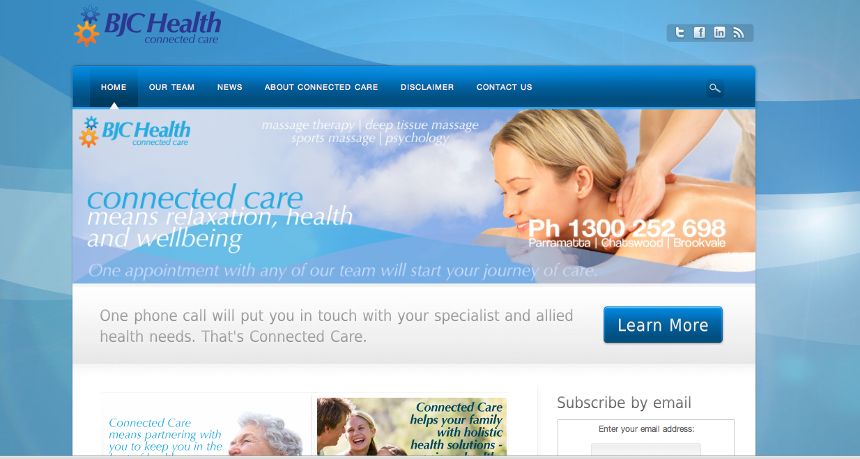 BJC Health Connected Care