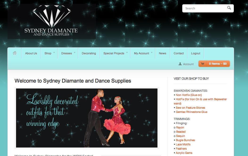Sydney Diamante