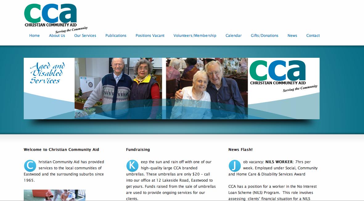 CCA Website