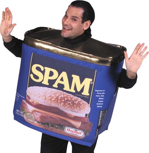 Spam - universally disliked.
